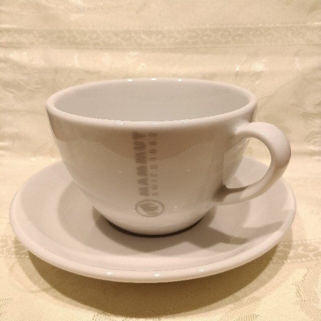 Mammut(マムート)の売切MAMMUT tea cup ティーカップ 2個セット インテリア/住まい/日用品のキッチン/食器(グラス/カップ)の商品写真