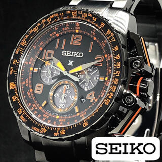 セイコー(SEIKO)の【新品】SEIKO/ssc277/メンズ腕時計/ソーラー/プロスペックス/高級(腕時計(アナログ))