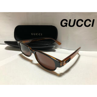 Gucci - GUCCIサングラス メンズ made  in  Italy