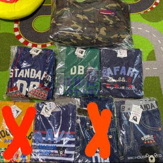 ダブルビー(DOUBLE.B)のダブルB ジャンパー、トレーナー、パンツ、長袖130(Tシャツ/カットソー)