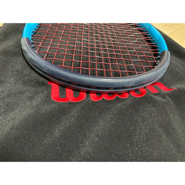 wilson(ウィルソン)のWilson ULTRA TOUR 95CV 錦織圭 テニスラケット スポーツ/アウトドアのテニス(ラケット)の商品写真