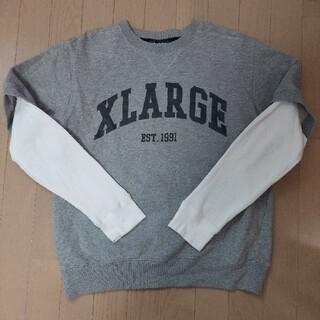 XLARGE - X-LARGE エクストララージ スウェットトレーナー