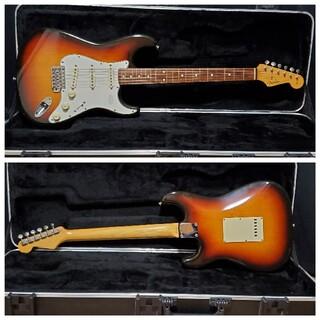 フェンダー(Fender)のFender japan ストラトキャスター62 Aシリアル(エレキギター)