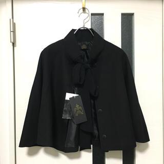 MIHO MATSUDA ミホマツダ マント ルーフ 羽織り Mサイズ