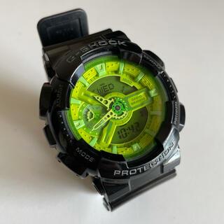ジーショック(G-SHOCK)のCASIO G-SHOCK GA110B(腕時計(デジタル))