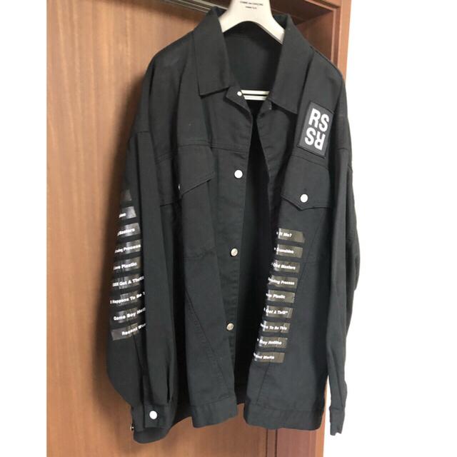 RAF SIMONS(ラフシモンズ)のraf simons dude9 デニムジャケット メンズのジャケット/アウター(Gジャン/デニムジャケット)の商品写真