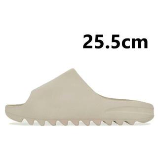 アディダス(adidas)の公式当選★25.5cm ADIDAS YEEZY SLIDE PURE(サンダル)