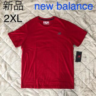 ニューバランス(New Balance)の新品タグ付き ニューバランス new balance Tシャツ メンズ 2XL(Tシャツ/カットソー(半袖/袖なし))