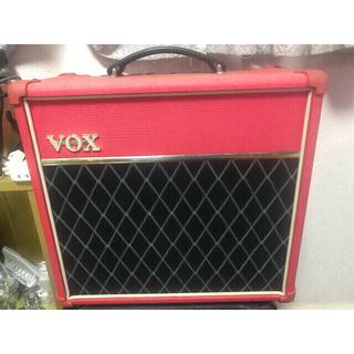 ギターアンプ VOX Pathfinder 15 レッド レア 限定カラー(ギターアンプ)