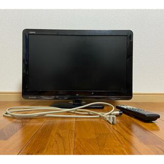 アクオス(AQUOS)の2010年製 液晶テレビ(テレビ)