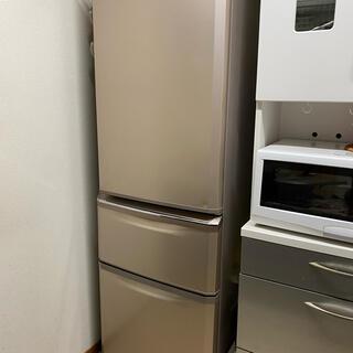三菱 - 2017年購入 三菱 冷凍冷蔵庫 370L  MR-37Y-P型