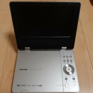 東芝 - ポータブルDVDプレイヤー SD-P70S 7V型 東芝 ポータロウ