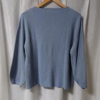 プードゥドゥ(POU DOU DOU)のPOU DOU DOU VINGT-TORIS 薄手セーター(春秋向き)(ニット/セーター)