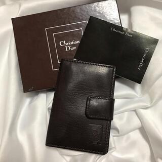 クリスチャンディオール(Christian Dior)の未使用 クリスチャンディオール キーケース(キーケース)