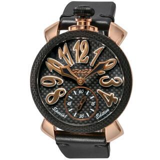 ガガミラノ 腕時計 メンズ アナログ 期間限定 レザーベルト