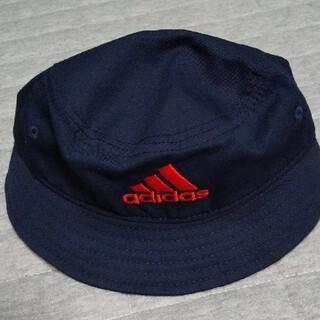 アディダス(adidas)のアディダス 子供用ハット 52cm(帽子)