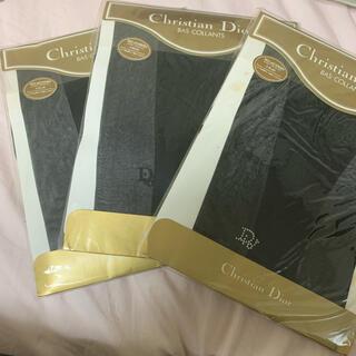 クリスチャンディオール(Christian Dior)のbericaさん専用ディオールストッキング6点とセリーヌストッキング4足(タイツ/ストッキング)