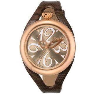 ガガミラノ(GaGa MILANO)のガガミラノ レディース 期間限定 海外モデル 腕時計 アナログ レザーベルト(腕時計)