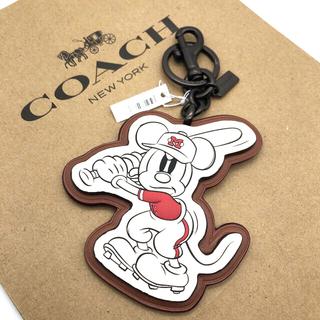 COACH - 【DISNEY X COACH☆日本限定】完売品!新品!ベースボール ミッキー!