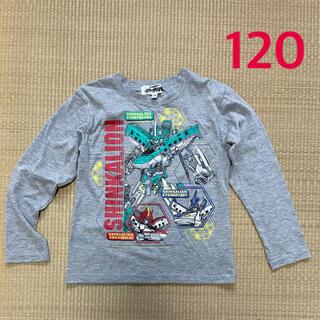 シンカリオン ロンT 120(Tシャツ/カットソー)