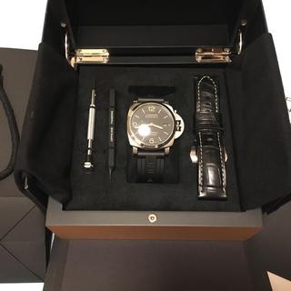 オフィチーネパネライ(OFFICINE PANERAI)のパネライ ルミノール マリーナ 1950 3デイズ アッチャイオ (腕時計(アナログ))