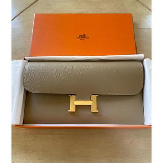 エルメス(Hermes)のVERSO・コンスタンスロングウォレット・エルメス(財布)
