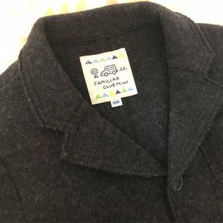 ファミリア(familiar)の子供服 ジャケット 100(ジャケット/上着)