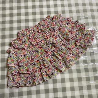 ディズニー(Disney)の【美品】 ディズニーリゾート スカート 100(スカート)