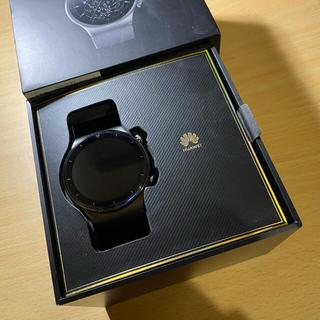 ファーウェイ(HUAWEI)の極美品 huawei watch gt 2 pro(その他)