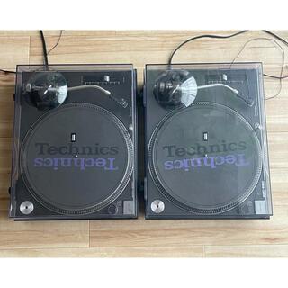 テクニクスSL1200-MK3 2台セットTechnics ターンテーブル(ターンテーブル)