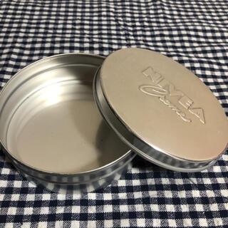 ニベア(ニベア)のシルバーニベア缶(小物入れ)