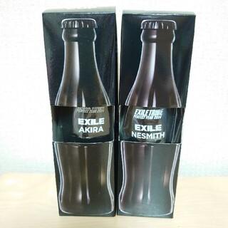 エグザイル トライブ(EXILE TRIBE)の【非売品】コーラゼロ×EXILE ボトルカップ 2個セット(ノベルティグッズ)