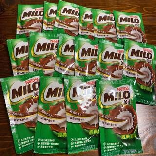 ネスレ(Nestle)のミロ 25グラムx16包(その他)