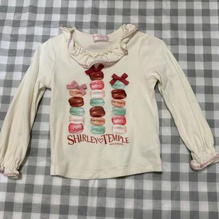 シャーリーテンプル(Shirley Temple)のマカロン カットソー 100(Tシャツ/カットソー)