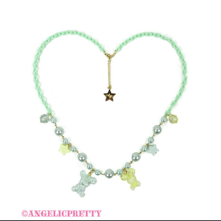 アンジェリックプリティー(Angelic Pretty)のangelic pretty jelly candy toys ネックレス(ネックレス)