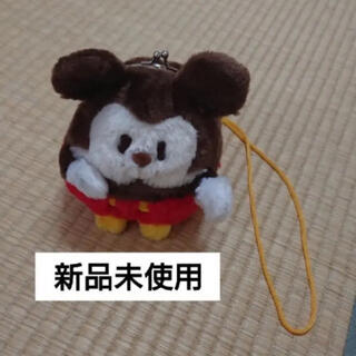 ディズニー(Disney)の【新品】ミッキー/お財布ポシェット(ポシェット)