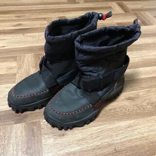 アシックス(asics)の【着用回数一回】asics スノーブーツ 25cm(ブーツ)