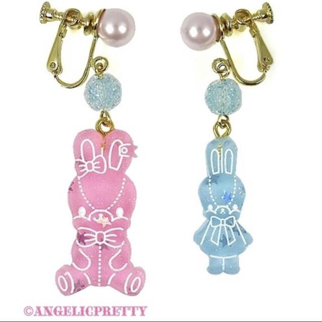 Angelic Pretty(アンジェリックプリティー)のangelic pretty jelly candy toys イヤリング レディースのアクセサリー(イヤリング)の商品写真