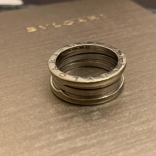 ブルガリ(BVLGARI)のブルガリB zero 1リング(リング(指輪))