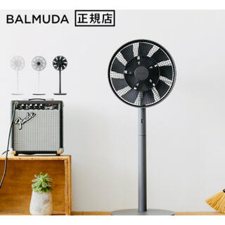 バルミューダ(BALMUDA)の【もりき様】BALMUDA THE GreenFan EGF-1700 扇風機(扇風機)