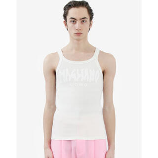 ジョンローレンスサリバン(JOHN LAWRENCE SULLIVAN)のmagliano マリアーノ タンクトップ(Tシャツ/カットソー(半袖/袖なし))