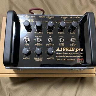 ALBIT A1992B pro(ベースエフェクター)