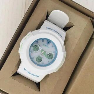 G-SHOCK - G-SHOCK 腕時計 ホワイト  AWG-M510SWG-7AJF ソーラー