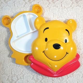 クマノプーサン(くまのプーさん)の【Disney】プーさん ランチプレート(送料無料)(プレート/茶碗)
