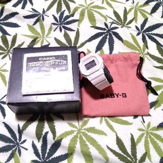 ベビージー(Baby-G)のCASIO Baby-G bgd-560 ジーショック 薄いピンク(腕時計)