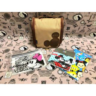 ディズニー(Disney)の【条件有りで値下げ可能】ミッキー好きな方へ お買得 4点セット(ポシェット)