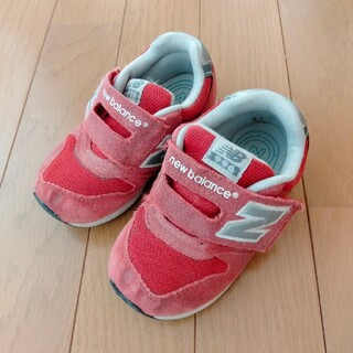 ニューバランス(New Balance)のニューバランス 996 赤 RED 14.5cm(スニーカー)