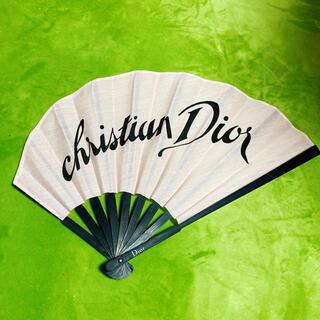クリスチャンディオール(Christian Dior)のDIOR 扇子(和装小物)