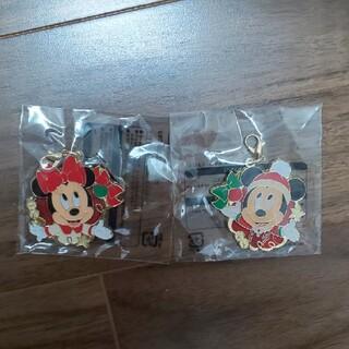 ディズニー(Disney)のディズニークリスマス限定チャームセット(チャーム)