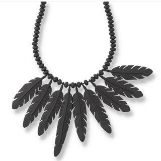 Supreme - windandsea feather necklace